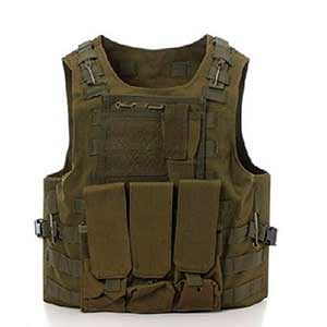 Chaleco militar Airsoft tactical SWAT