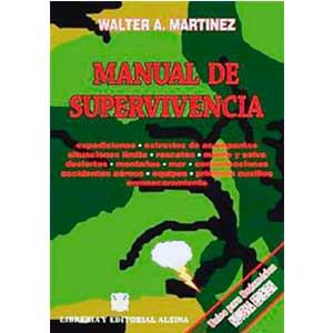Manual de supervivencia - W.A Martínez