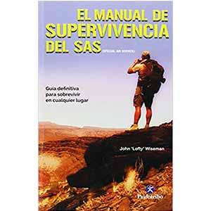 Manual Supervivencia Del SAS - Tapa blanda