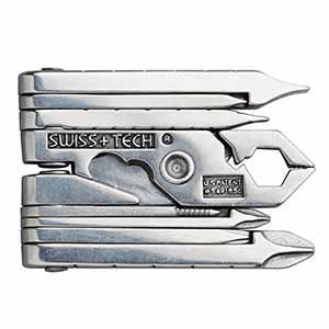 Segula - Micro Tool multiusos 19 en 1