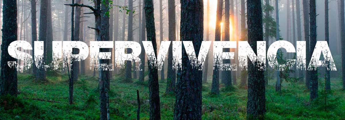 equipo de supervivencia