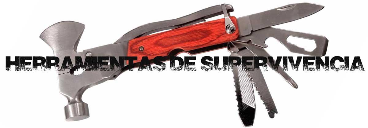 herramientas de supervivencia