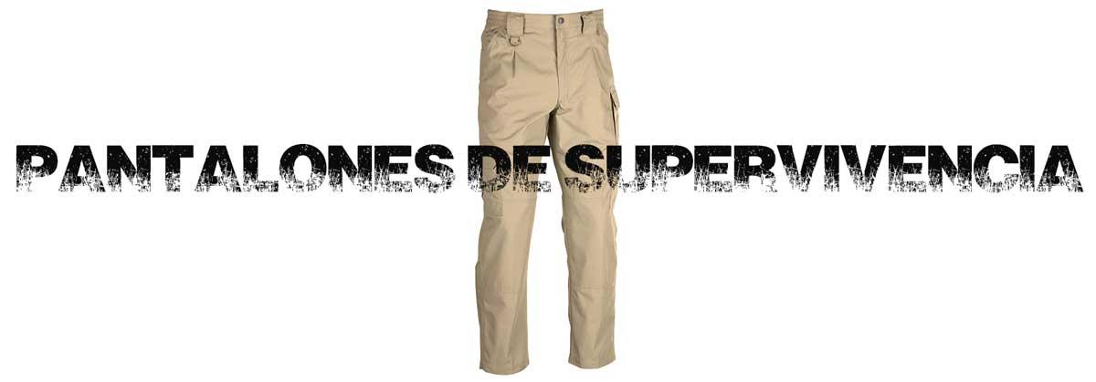 pantalon de supervivencia