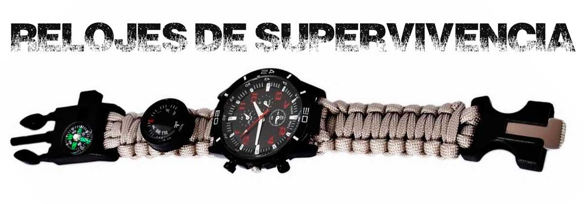 reloj de supervivencia